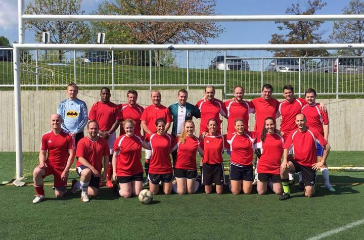 Nova Soccer Team T-Shirt Photo