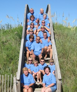 Family Reunion In Obx T-Shirt Photo