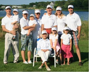 40th At Cape Cod T-Shirt Photo