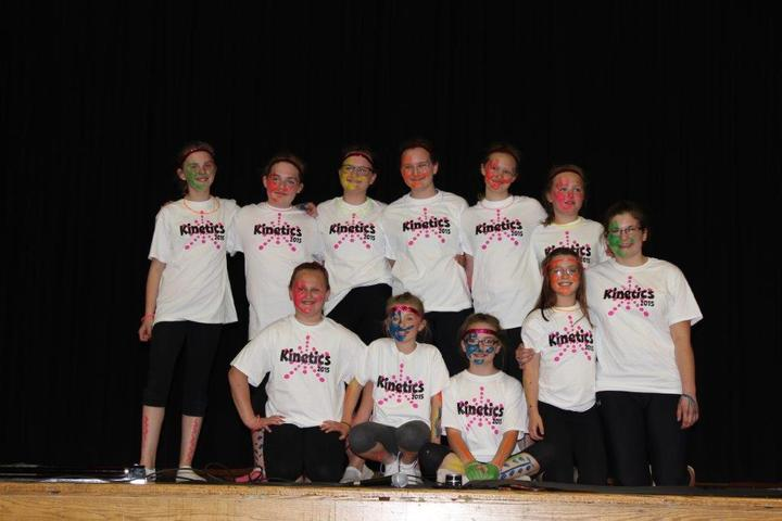 Kinetics Dance  T-Shirt Photo