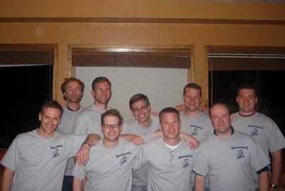 Broncopolooza V   Idaho T-Shirt Photo