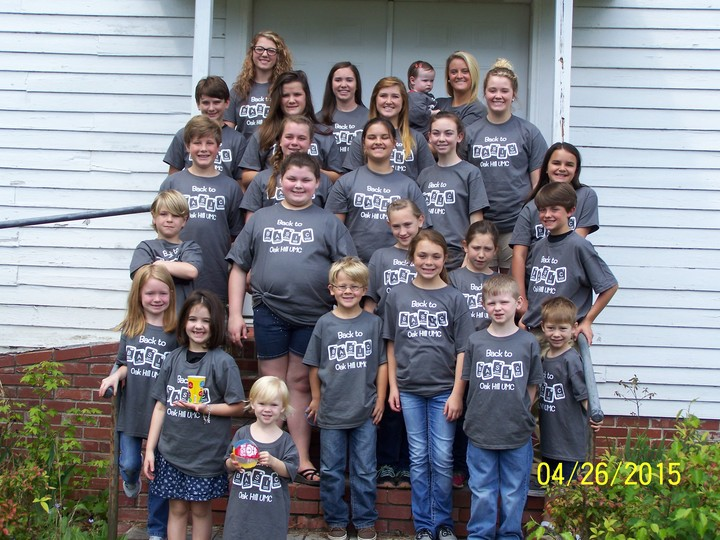 Oak Hill Umc T-Shirt Photo