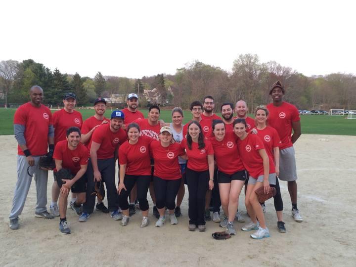 Abt Softball 2015 T-Shirt Photo