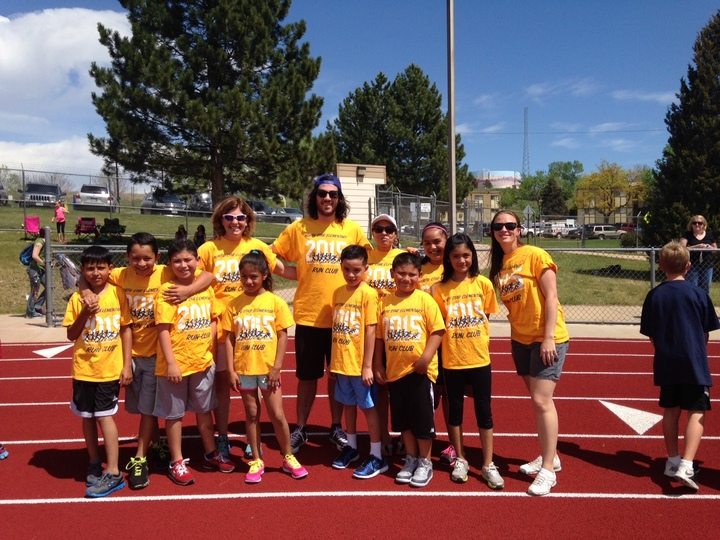 North Star Run Club Relay Race T-Shirt Photo