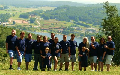 Family Vacation Deep Creek Lake Md T-Shirt Photo