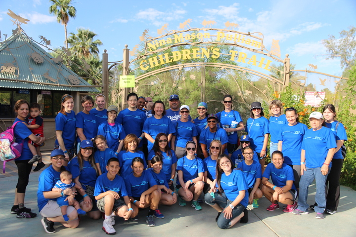 Sonoran Spine Volunteers T-Shirt Photo