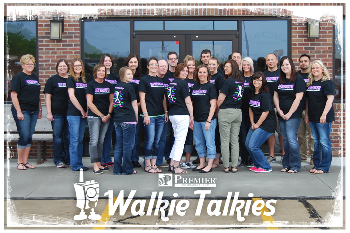 Premier Walkie Talkies T-Shirt Photo