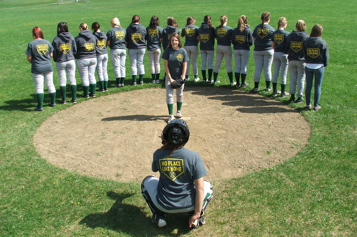 Flyers Softball T-Shirt Photo