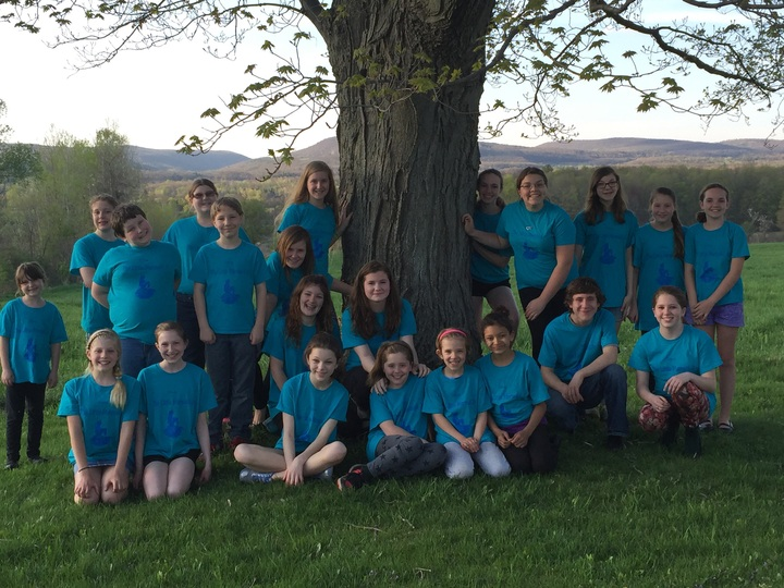 Dbp's Little Mermaid Cast Looking Awesome In Their Custom Ink Shirts! T-Shirt Photo