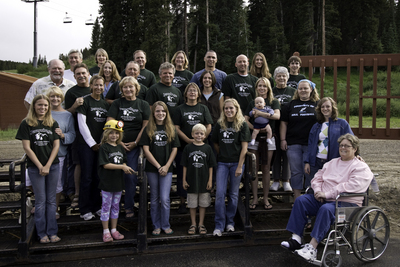 Breckenridge Jennings Reunion T-Shirt Photo