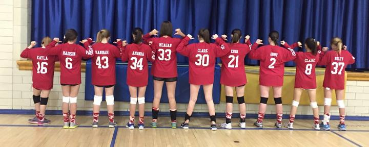 2015 Mpb Varsity Mustangs Volleyball   Undefeated T-Shirt Photo
