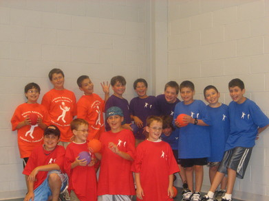 Dodgeball Tournament T-Shirt Photo