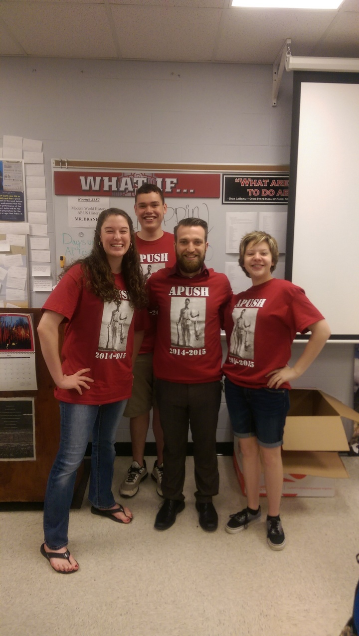 Apush Is Cool (And So Are Our Shirts!) T-Shirt Photo