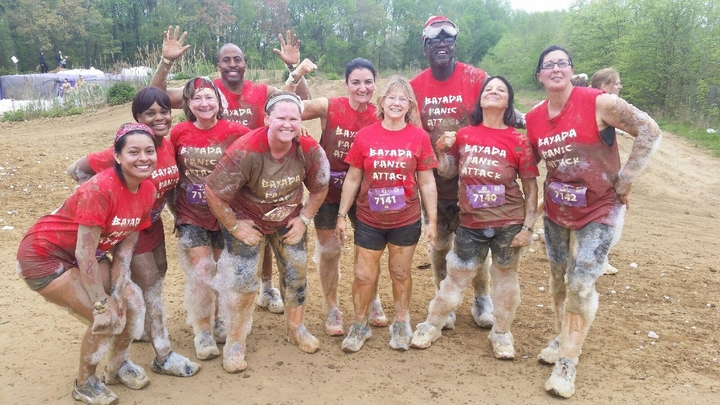Bayada Mud Run T-Shirt Photo