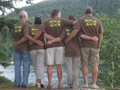 Lake George  2008 T-Shirt Photo