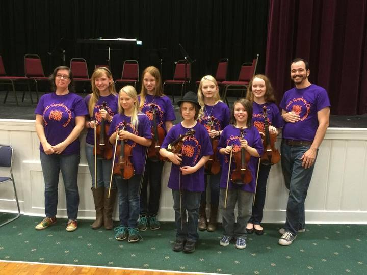 End Of Year Concert 2015 T-Shirt Photo