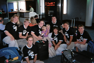 Morning Star Youth Mission Trip To Mexico T-Shirt Photo