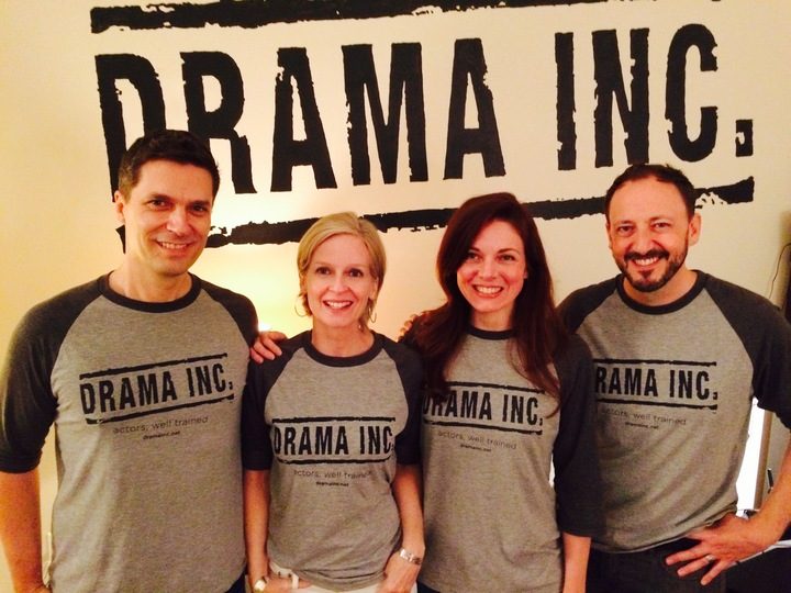 The Drama Inc. Team! T-Shirt Photo