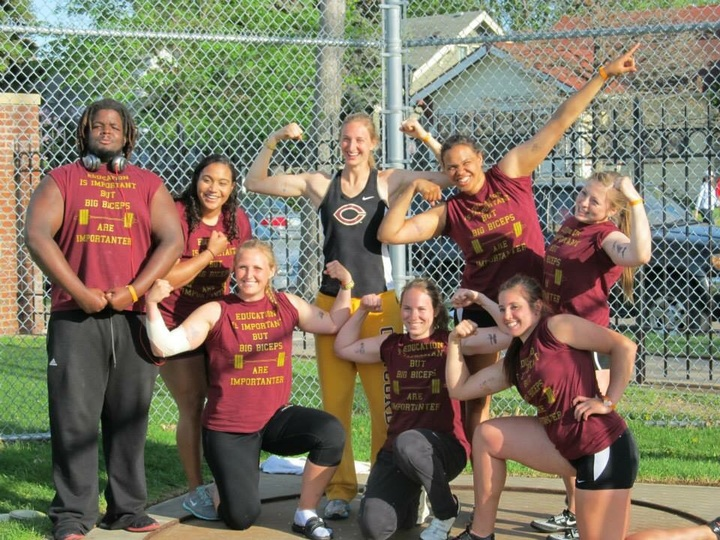 Cobber Throwers T-Shirt Photo