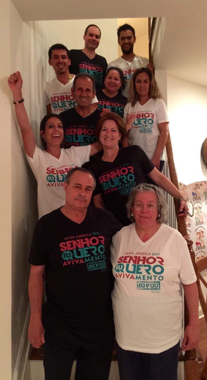 Aviva America T-Shirt Photo