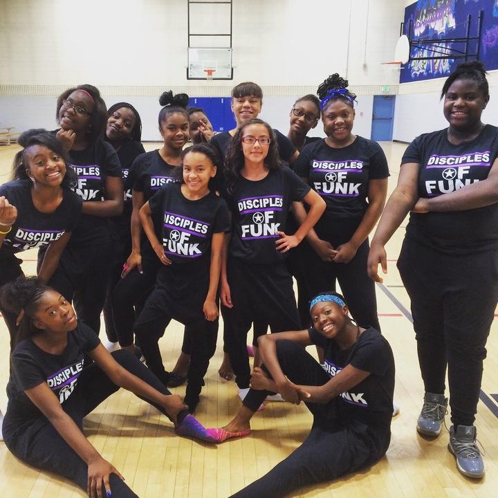 St. Charles Dance Ensemble T-Shirt Photo