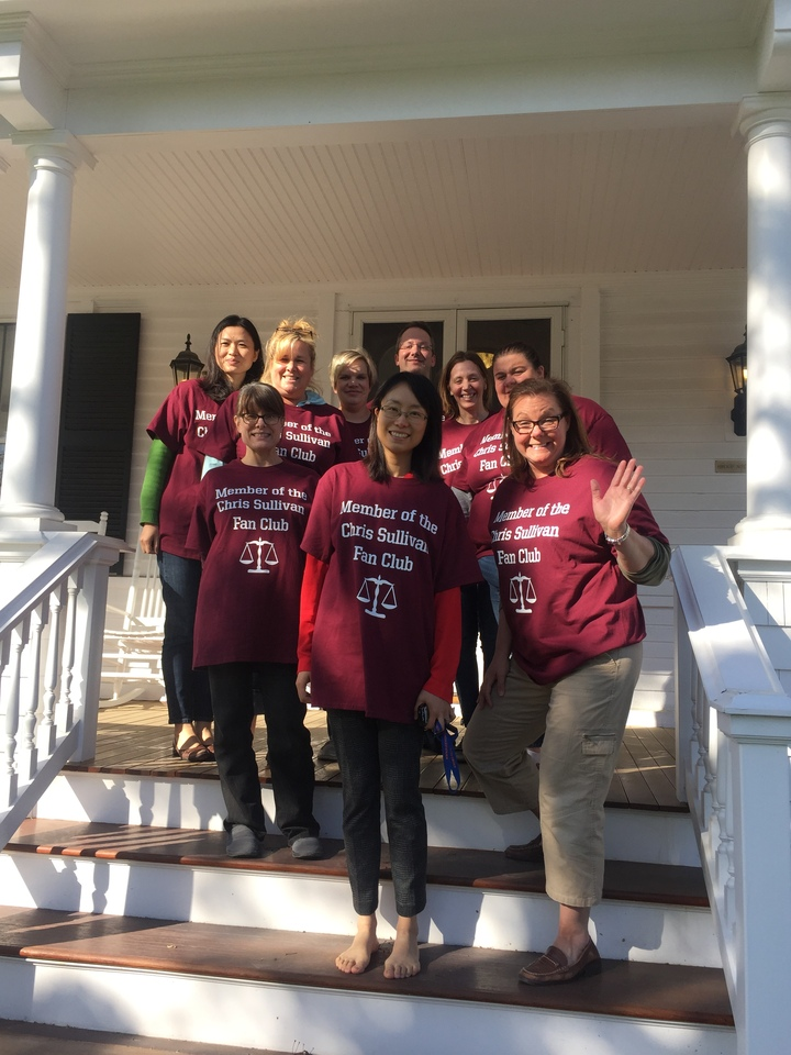 Who Doesn't Love Lawyers? T-Shirt Photo