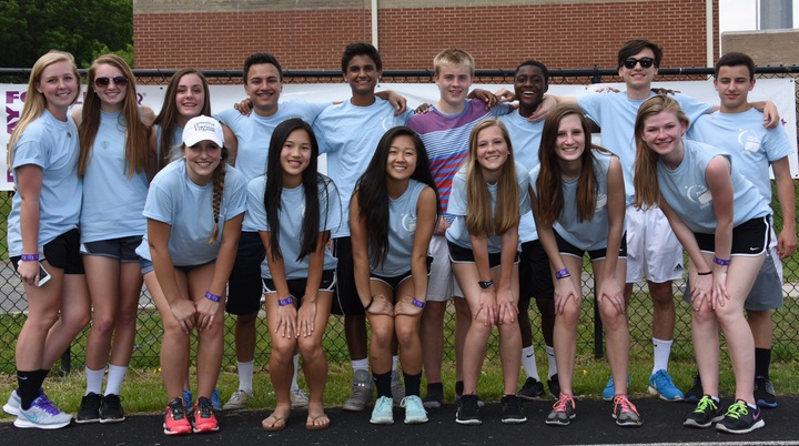 Relay For Life 2015 T-Shirt Photo