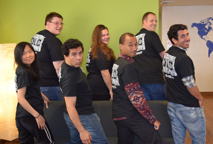 Digital Learning Commons Team! T-Shirt Photo