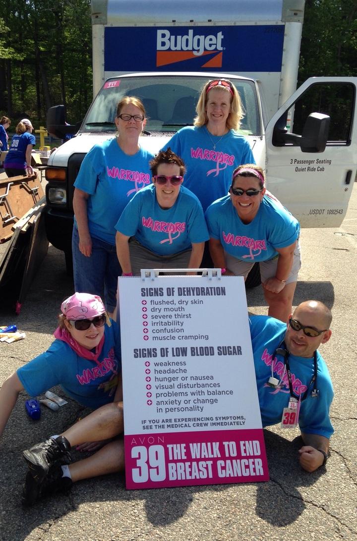 Warriors Medical Team T-Shirt Photo