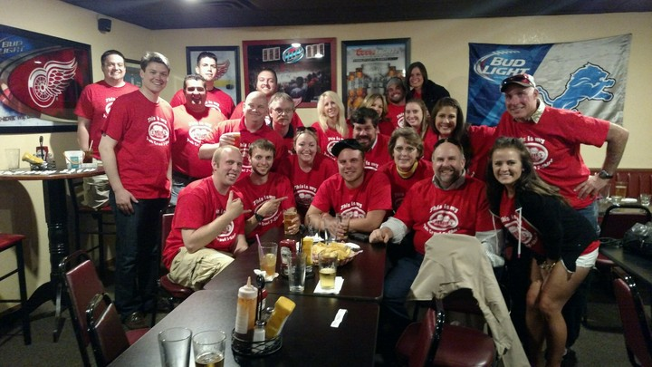 Live Iosco Pub Crawl 2015 T-Shirt Photo