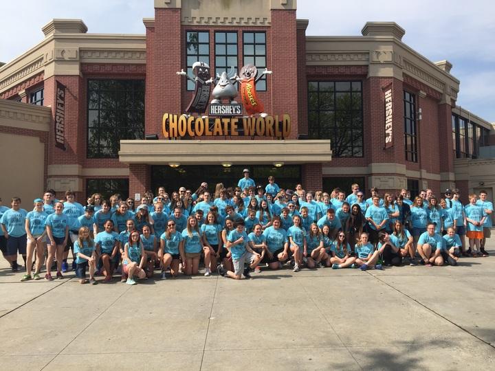8th Grade Trip To Hershey Park T-Shirt Photo