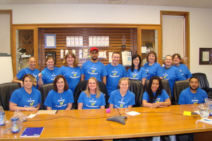 Cks Is All About Engagement T-Shirt Photo
