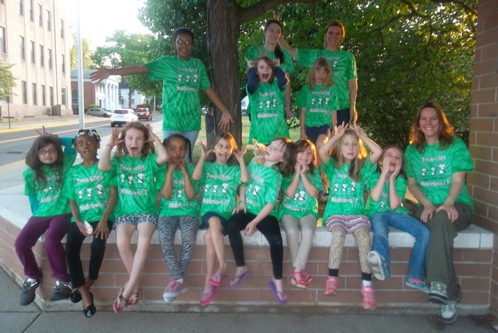Troop 62109 T-Shirt Photo