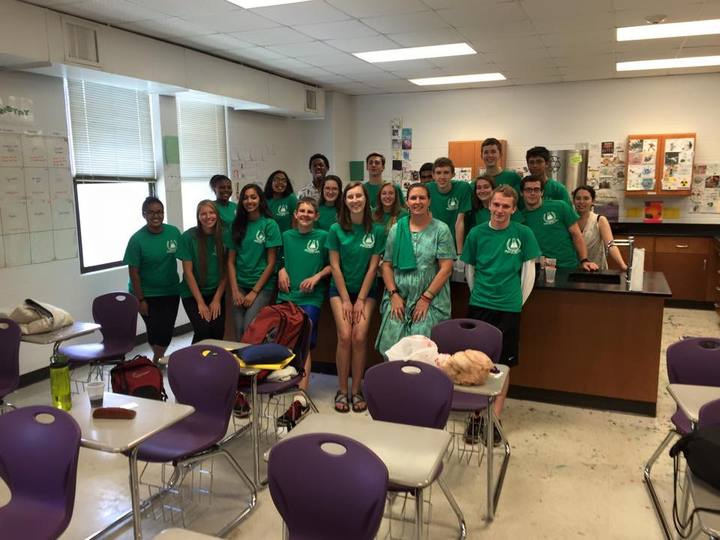 Ap Chemistry   Thank You Ms. Brim T-Shirt Photo