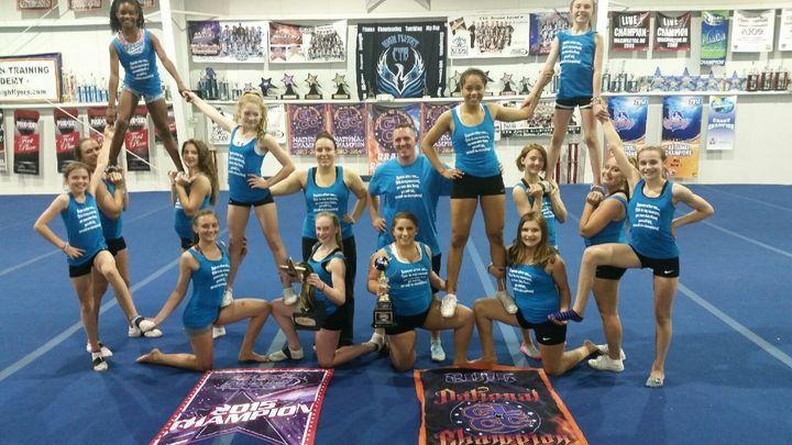 Cta J4 All Star Cheerleaders T-Shirt Photo