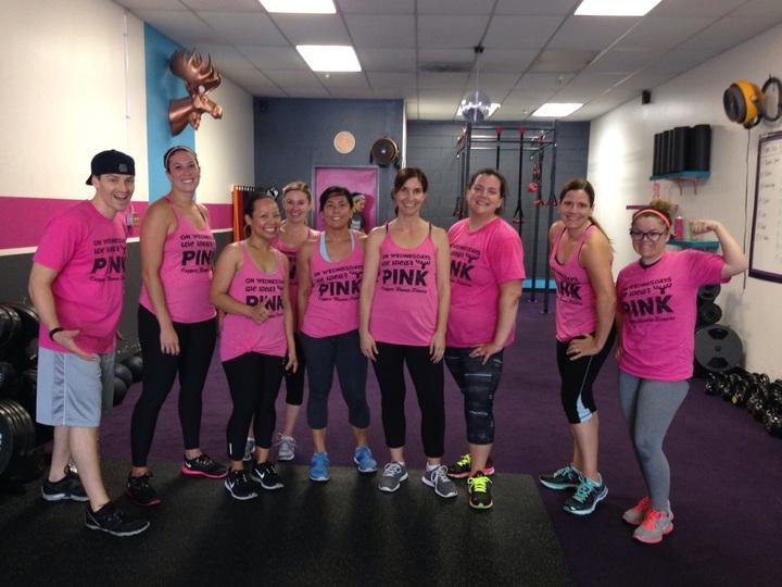 On Wednesdays We Wear Pink T-Shirt Photo