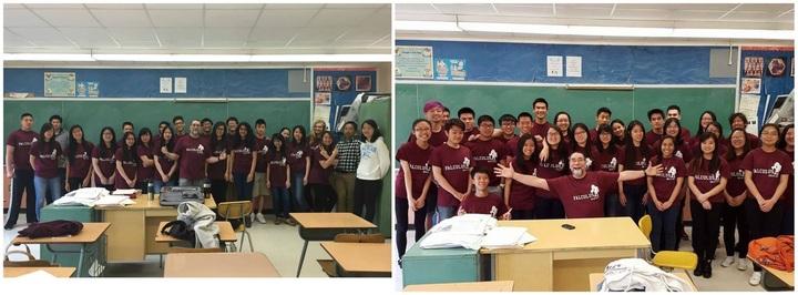 Falculus 2014 2015 (Bc Calculus) T-Shirt Photo