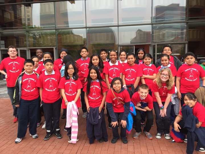 Inner City Elementary Orchestra T-Shirt Photo