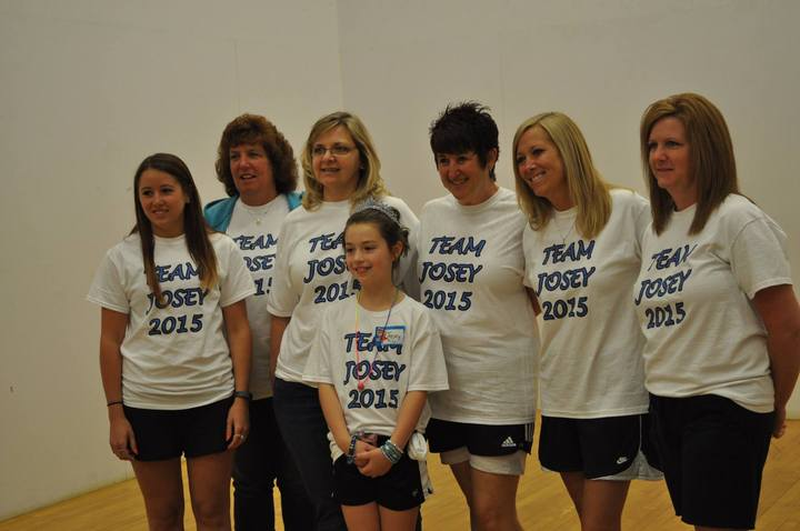 Team Josey T-Shirt Photo