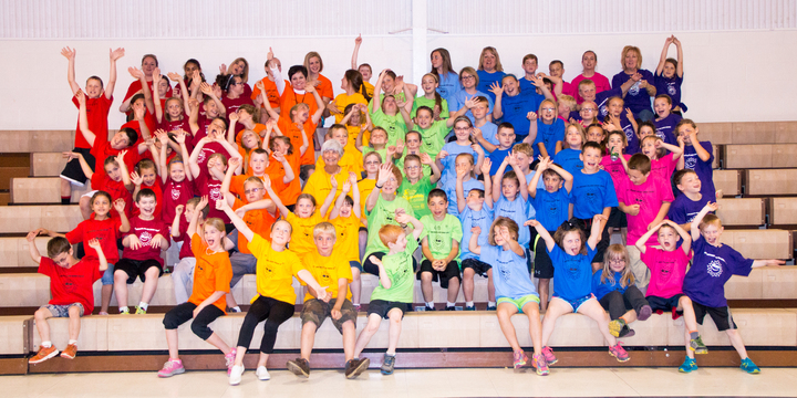 St. Denis Catholic School T-Shirt Photo