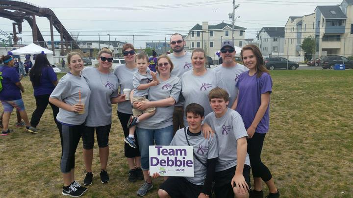 Lupus Walk Ocean City T-Shirt Photo