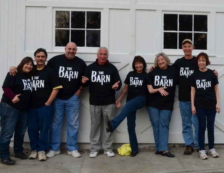 The Barn T-Shirt Photo