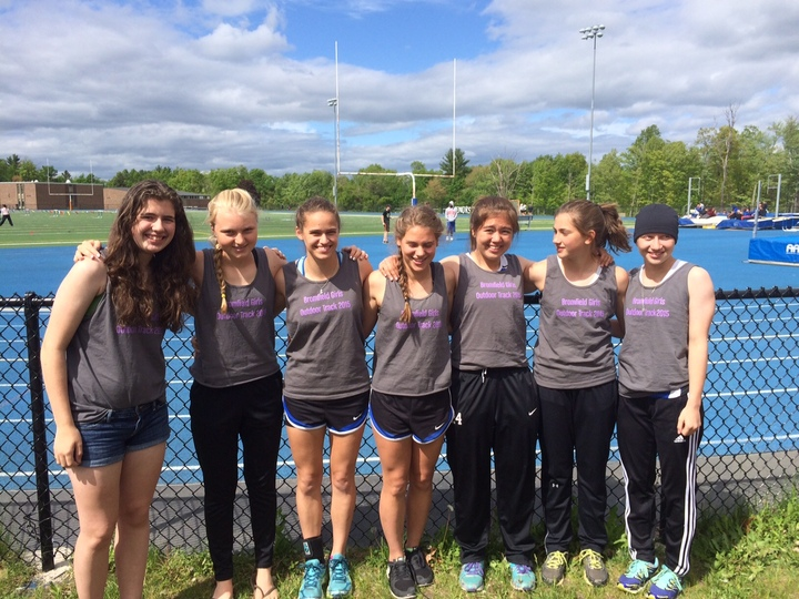 Bromfield Track T-Shirt Photo