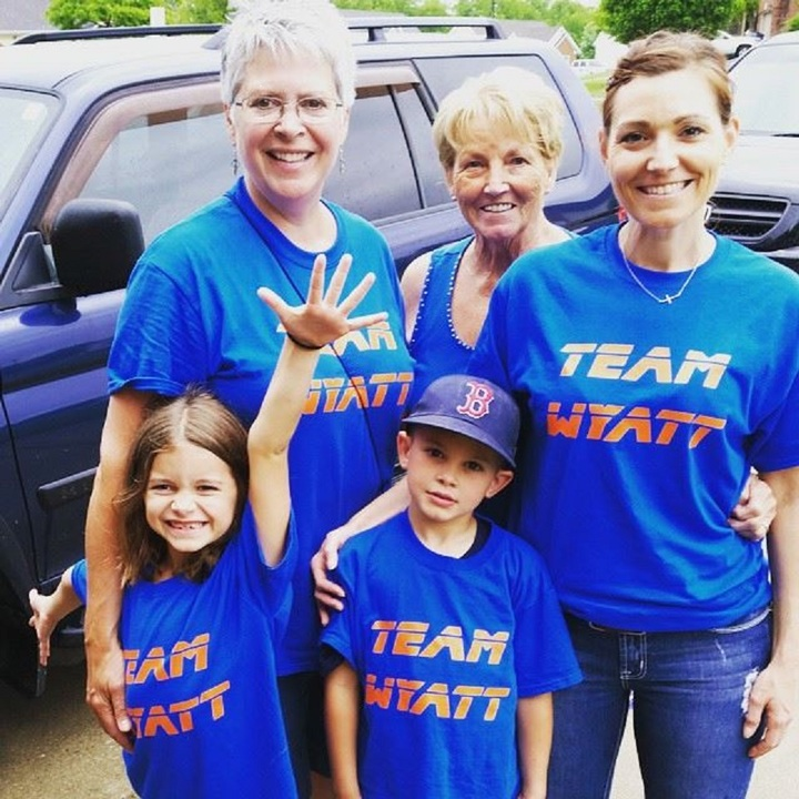 Team Wyatt T-Shirt Photo