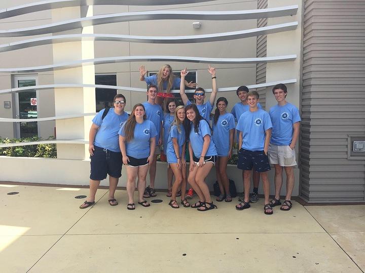 Senior Cruise 2015 T-Shirt Photo