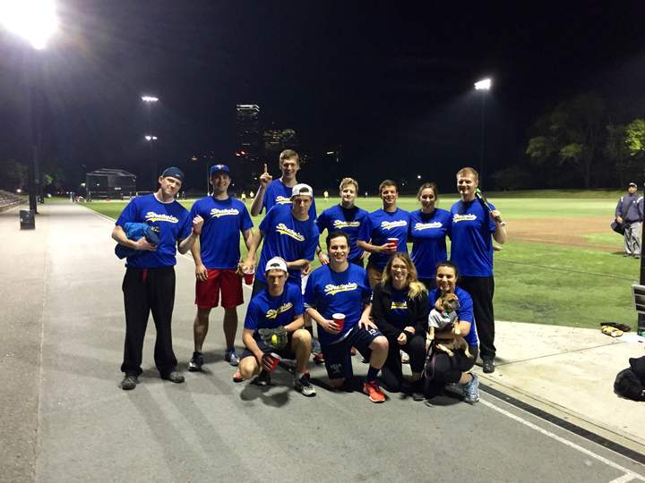 Emi Strategic Marketing's 2015 Softball Squad T-Shirt Photo