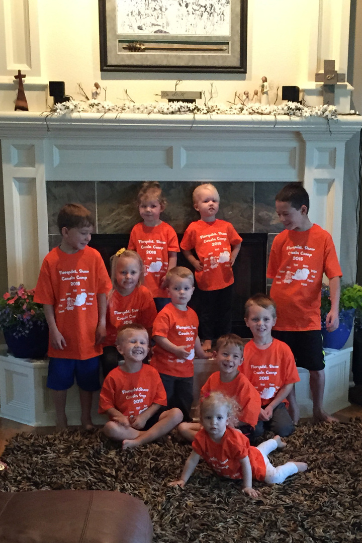 Cousin Camp T-Shirt Photo