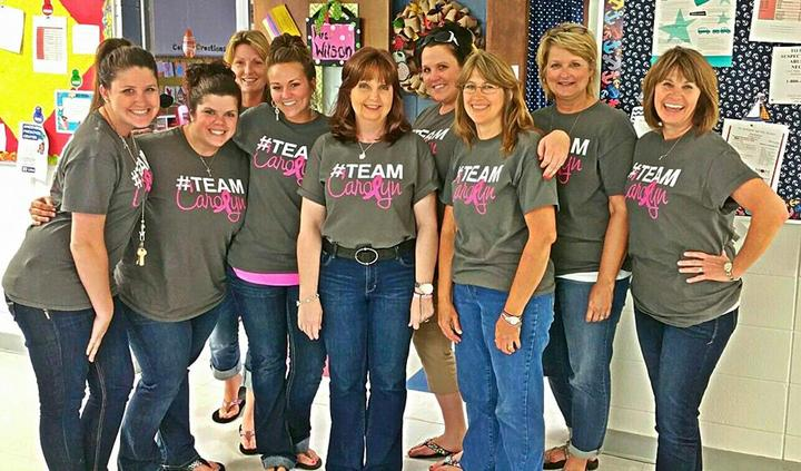 #Team Carolyn T-Shirt Photo