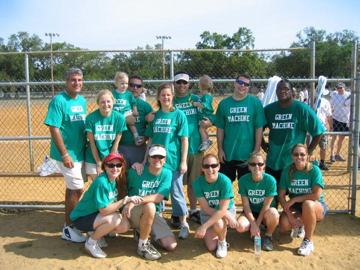 Green Machine 2006 T-Shirt Photo