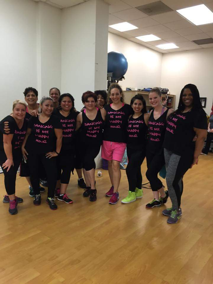 Zumba Fundraiser  T-Shirt Photo